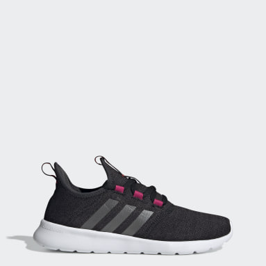 Kvinder Løb Sort Cloudfoam Pure 2.0 sko