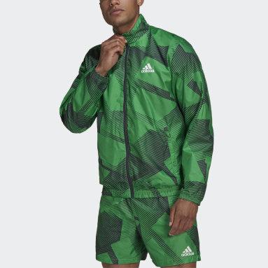 adidas Sportswear Graphic Treningsjakke Flerfarget
