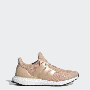 ผู้หญิง วิ่ง สีชมพู รองเท้า Ultraboost 5.0 DNA