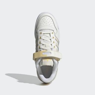 Women Originals White Forum Low Premium Shoes
