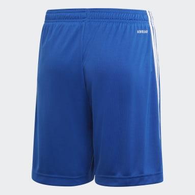 Pantalón corto segunda equipación Rusia Azul Niño Fútbol