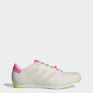 Cycling White The Road Cycling Shoes