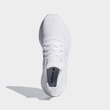 Women Originals White Swift Run Shoes
