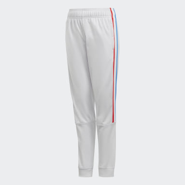 Kids Originals Grey Adicolor Track Pants