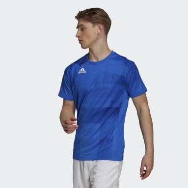 Camiseta Freelift Tokyo HEAT.RDY Tennis Azul Hombre Tenis