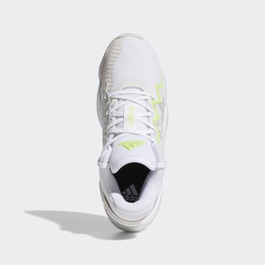 Basketball White D.O.N. Issue #2 Shoes