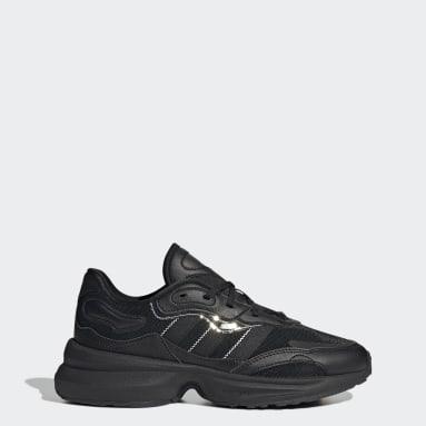ผู้หญิง Originals สีดำ รองเท้า Zentic