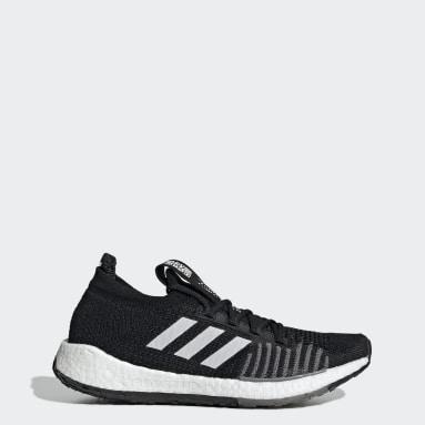 Women Running Black Pulseboost HD Shoes
