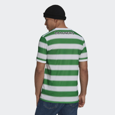 Voetbal Wit Celtic FC 21/22 Thuisshirt