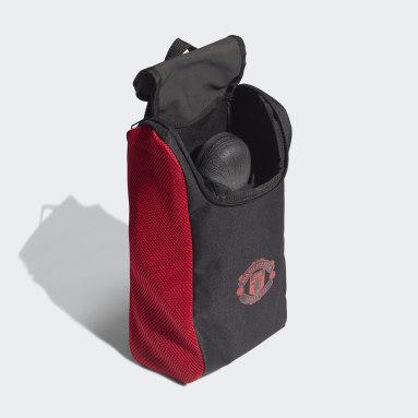 Bolsa para Calzado Manchester United Negro Fútbol