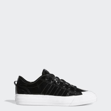 Women's Originals Black Nizza RF Shoes