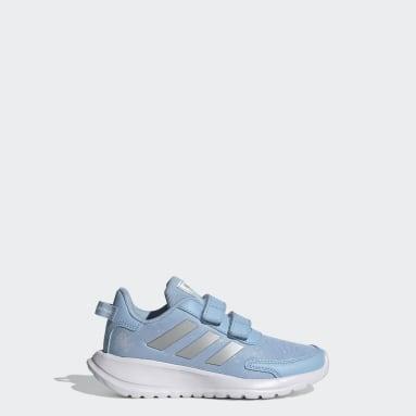 Kinderen Hardlopen Blauw Tensaur Run Schoenen