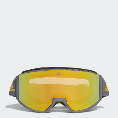 Wintersport Grijs Sneeuwbril SP0040