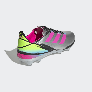 Soccer Silver Gamemode Firm Ground Cleats