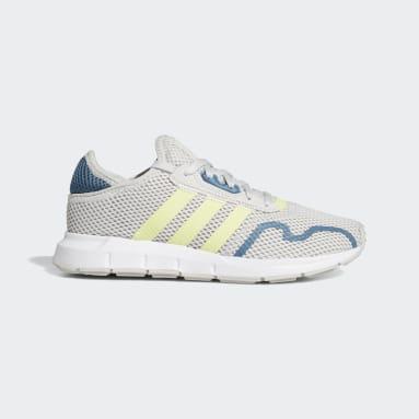 Youth Originals Grey Swift Run X Shoes