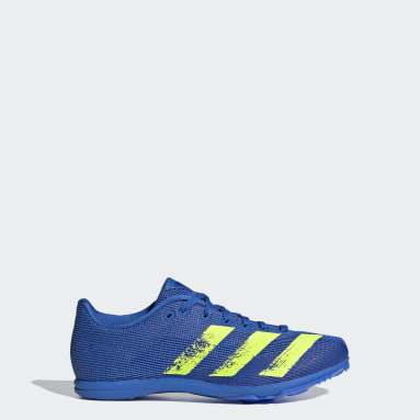 Kids Track & Field Blue Allroundstar Shoes