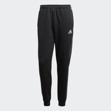 Muži Cvičení A Trénink černá Sportovní kalhoty Core 18