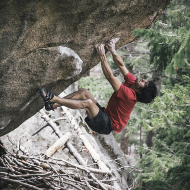 Scarpe da climbing Five Ten NIAD VCS Marrone Five Ten