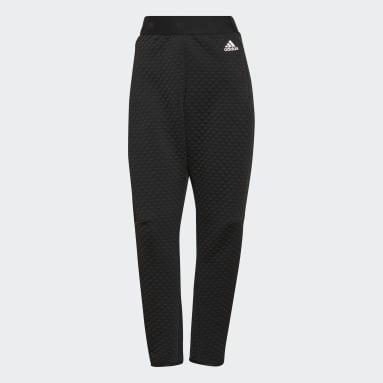 Kvinder Sportswear Sort adidas Z.N.E. Sportswear bukser