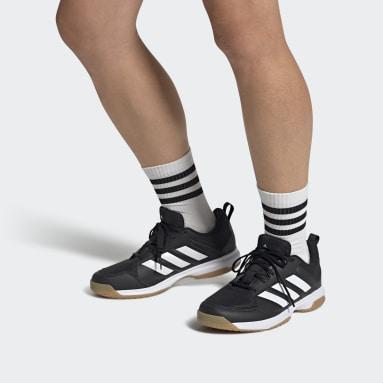 Table Tennis Black Ligra 7 Indoor Shoes