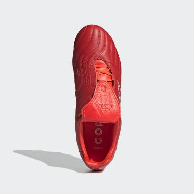 Men Football Red Copa Kapitan.2 Firm Ground Boots