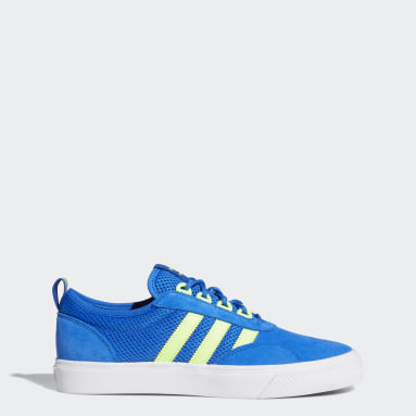 Tenis Adiease and Chill Azul Hombre Originals