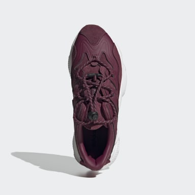 Chaussure OZWEEGO Plus Bordeaux Femmes Originals
