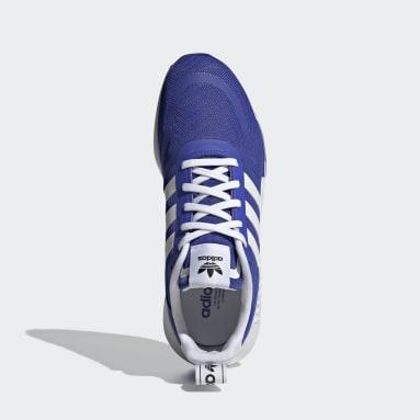 Tenis Multix Azul Hombre Originals