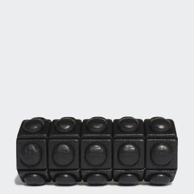 Mini rouleau en mousse Noir Yoga