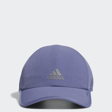Women's Training Purple Superlite Hat