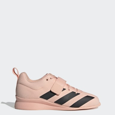 Women's Weightlifting Pink Adipower Weightlifting 2 Shoes