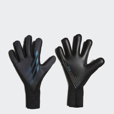 Football Grey X 20 Pro Goalkeeper Gloves