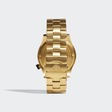 Originals Gold Cypher_M1_SST Watch