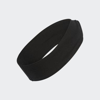 Women's Training Black Alpha Twist Headband