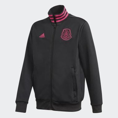 Sudadera México Negro Niño Fútbol