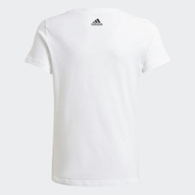 Girls Sportswear White adidas Essentials Tee