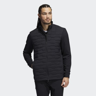 Chaqueta Frostguard Recycled Content Padded Negro Hombre Golf