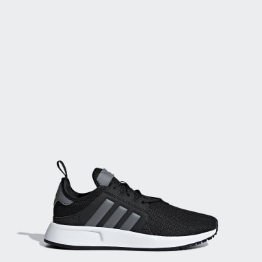 เด็ก Originals สีดำ รองเท้า X_PLR