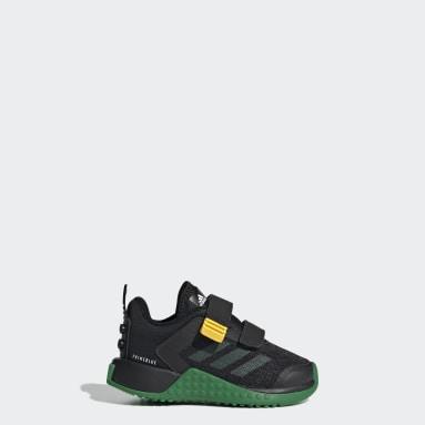 Chaussure adidas x Classic LEGO® Sport Noir Enfants Running