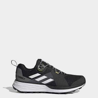 TERREX zwart Terrex Two BOA® Trail Running Schoenen