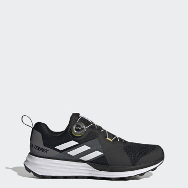TERREX Svart Terrex Two BOA® Trail Running Shoes