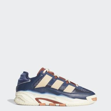 Men Originals Blue Niteball Shoes