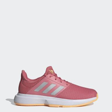 Women Tennis Pink GameCourt Tennis Shoes