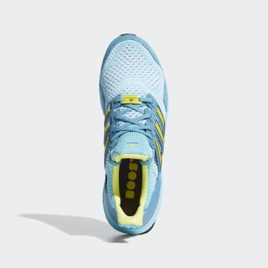 Running Turquoise Ultraboost DNA 1.0 Shoes