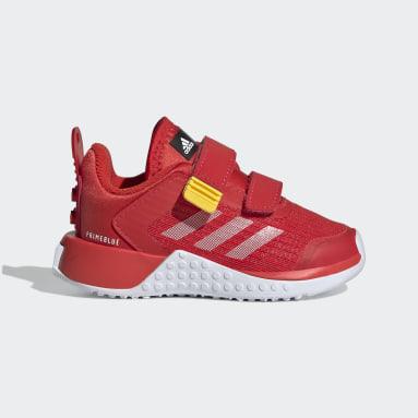 Děti Běh červená Boty adidas x Classic LEGO® Sport