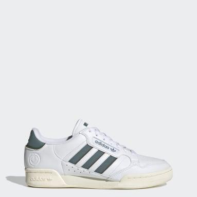 Originals White Continental 80 Stripes Shoes