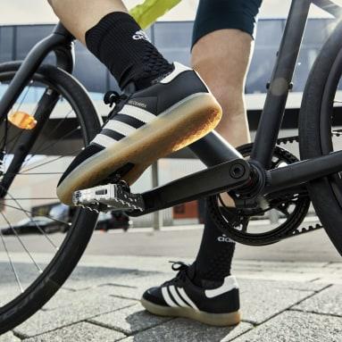 Os Sapatos de Ciclismo Velosamba Preto Ciclismo