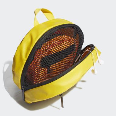 Lot de deux sacs adidas by Stella McCartney Petit format Jaune Femmes Fitness Et Training