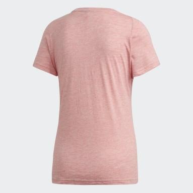 Camiseta Must Haves Winners Rosa Mujer Sportswear