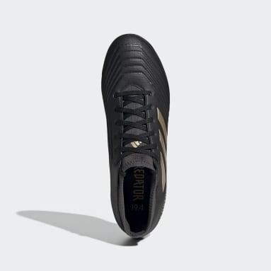 Calzado de Fútbol Predator 19.4 Césped Artificial Negro Hombre Fútbol